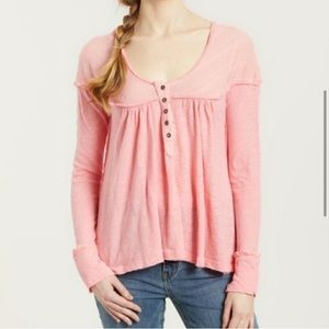 NEW Free People Down Under Henley